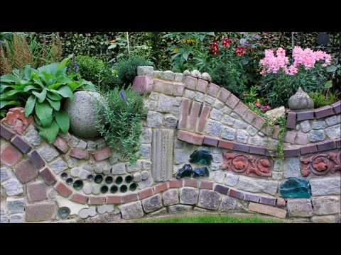 Creative Ways To Use Bricks In The Garden