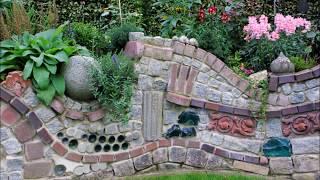 Creative Ways To Use Bricks In The Garden