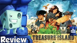 Treasure Island Review - with Tom Vasel