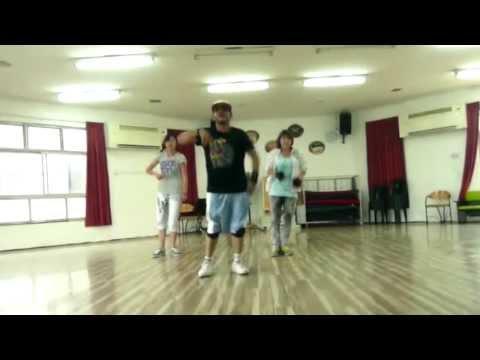fresh nu world hustle choreography  moshe shabat