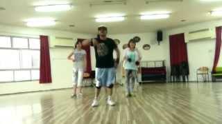 fresh -nu world hustle choreography by moshe shabat
