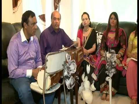 Masihi Sangeet Ministry - Gurmukh Singh - May, 2015 on Glory TV