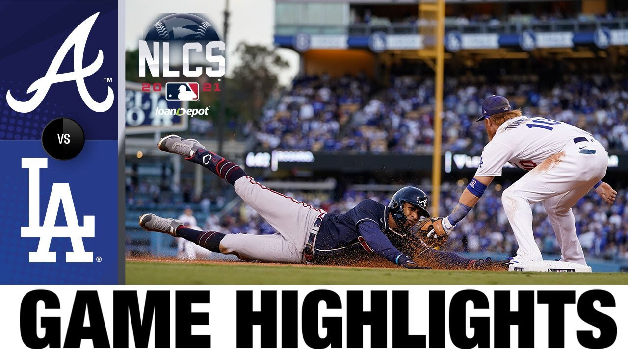 Download Braves vs. Dodgers NLCS Game 4 Highlights (10/20/21) | MLB Highlights
