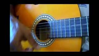 Aprenda a tocar violão com isac; Ritmo Guarânia