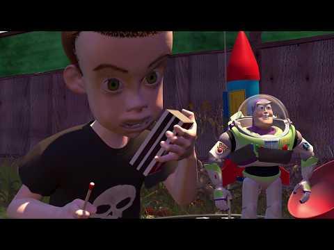 История игрушек. Крипота и месть (Toy Story) 1995