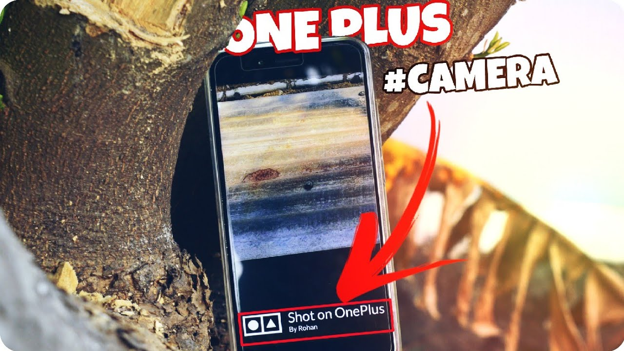 How to install One plus Camera application on any Android Device with  watermark || i SNAP