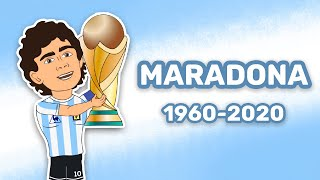 Что Марадона забрал с собой на небеса What did Diego Maradona take to the heaven