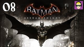 Batman Arkham Knight - 08 CRIATURA DA NOITE, ASA NOTURNA E O PINGUIN (Gameplay PT-BR )