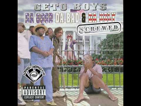 GETO BOYZ - Gangsta (Put Me Down)