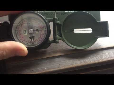 US Army Compass