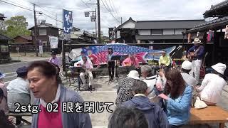 大多喜町・ニ十八市(にっぱちいち)のコンサートです。 各曲を1分に編集...