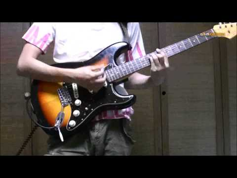 Kula Shaker - Hey Dude(Guitar Cover)