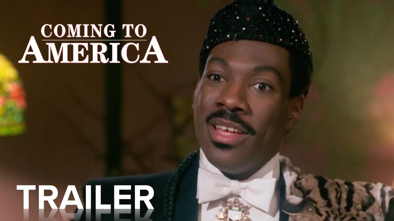 Download COMING TO AMERICA | Official Trailer | Paramount Movies