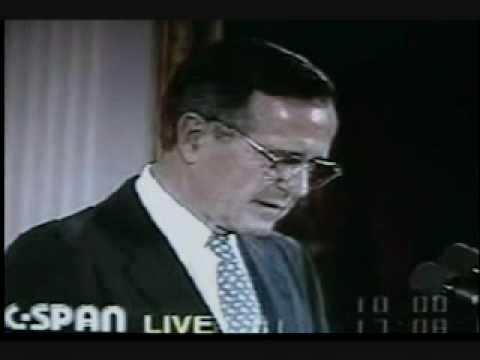 David Souter, George H.W. Bush's Biggest Mistake