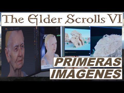 """The Elder Scrolls VI """"REDFALL"""" - PRIMERAS IMÁGENES (Noticias Español)"""