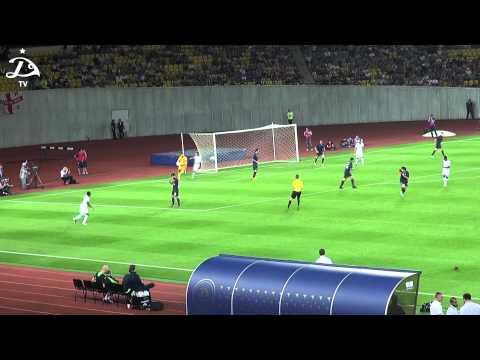 Dinamo Tbilisi - Tottenham [Highlights]