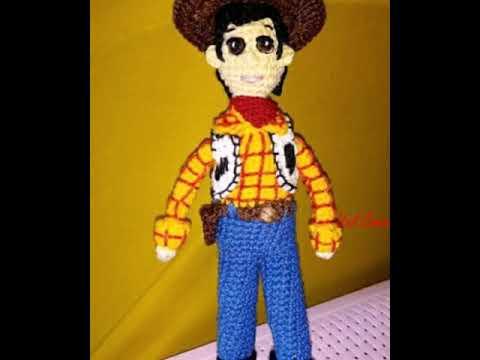 WOODY - Crochet Amigurumi Pattern (English) | Amigurumi pattern ... | 360x480