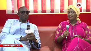 Pape Diouf à Baba Hamdy : «Ma musique est folklorique. J'en prends acte…»
