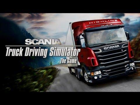 Scania Truck Driving Simulator (İLK BAKIŞ)