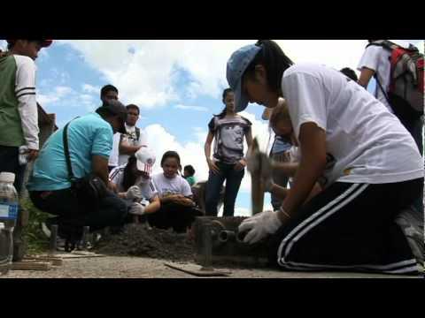 Habitat Philippines construction briefing video