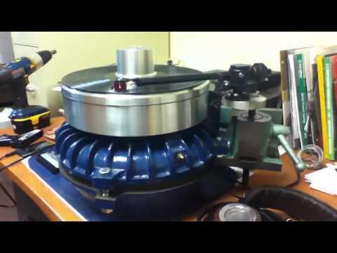 DIY turntable HD