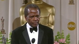 Sidney Poitier @ The Academy Awards 2002 Video