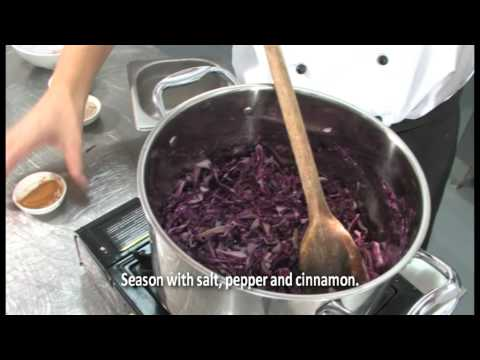 European Style Red Cabbage