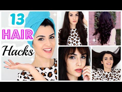 13-hair-hacks-|-perfekte-locken,-fake-pony,-diy's,-aufhellen-|-kindofrosy