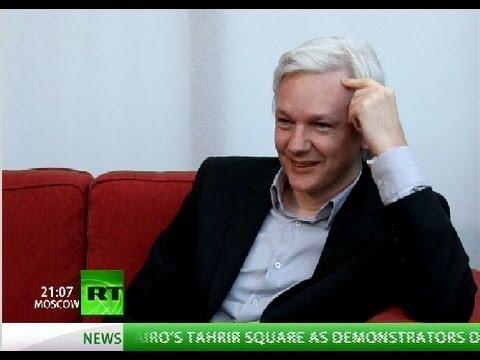 Cypherpunks to Assange: Total surveillance of all communication
