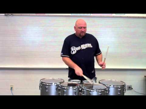 BD Sweeps - How to Play BD Sweeps on Tenors