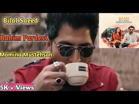 20+ Baari Song Mp3 Download Bilal Saeed Background
