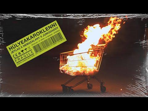 JETLAG X NEMAZALÁNY X JUMODADDY ✈️ Hülyeakaroklenni - OFFICIAL MUSIC VIDEO
