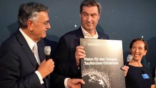 Neue Fakultät der TUM im Zentrum der Bayerischen Luft- und Raumfahrtstrategie
