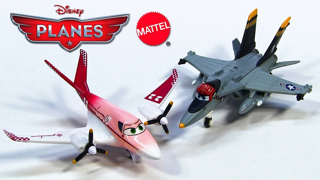 Disney Planes Rochelle Echo New Mattel Die-Cast Release ...