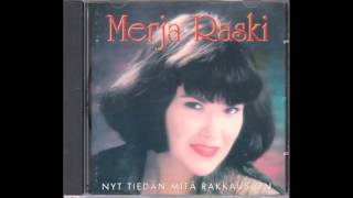 Merja Raski - Taikamatto
