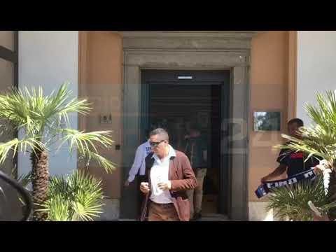 Hirving Lozano termina le visite mediche con la SSC Napoli