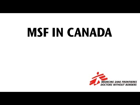 Welcome to MSF Canada Public