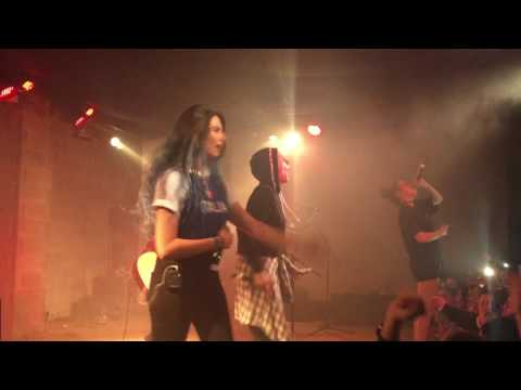 Cimorelli Live in Milano  - Renegade + Wings (11/27/2016)