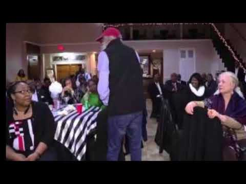 Dick Gregory  2017 The abominable clash of...