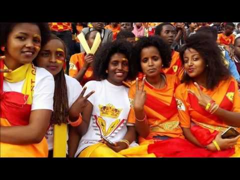 Ethiopia (Amharic music): St. George FC Anthem (Kedus Giorgis Club Mezmur)