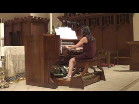 Organ Sonata No. 1 in F Minor, Felix Mendelssohn