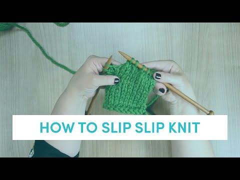 Popular knitting stitches with tutorials   LoveCrafts