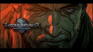 Thronebreaker: The Witcher Tales - Part 1 - MORE RPG THAN GWENT - Gameplay Let