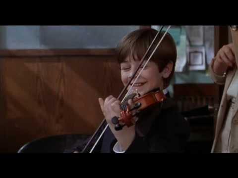 Michael Angarano in Music of the Heart - Playing Violin