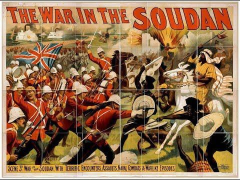 MOORS in Sudan defeat British at 3 major battles - part 1 / 6