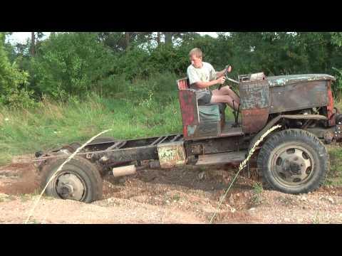 видео: ГАЗ самоделка (gaz samadielka)  4x4 4
