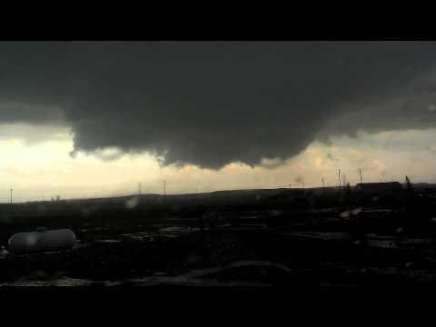 Tornado Watford city ND