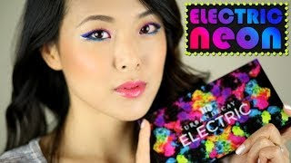 TUTORIAL: UD ELECTRIC NEON Ombre Winged Eyes Thumbnail
