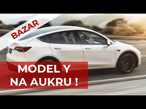 Tesla Model Y na Aukru | Teslacek