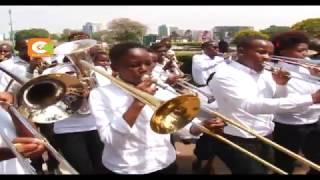 Wahadhiri wa vyuo vikuu waandamana hapa Nairobi